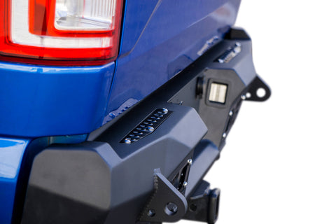 Image of 2015-2018 Ford F-150 Stealth Fighter Rear Bumper - F-150 Addicts