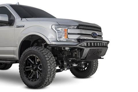Image of 2018 Ford F-150 ADD Lite Front Bumper w/ Top Hoop - F-150 Addicts
