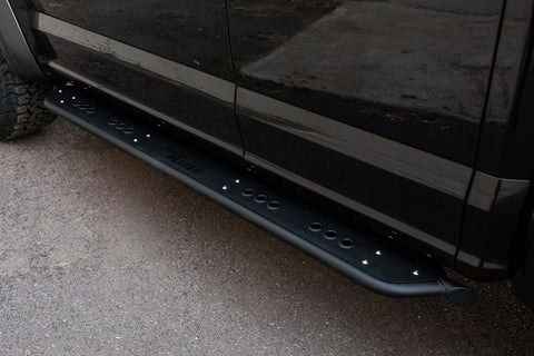 Image of Ford F-Series Rock Slider Side Steps (2 Door) - F-150 Addicts
