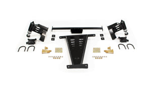 Ford F-Series Rear Frame Gusset/Bump Stop Kit For Deaver Spring - F-150 Addicts