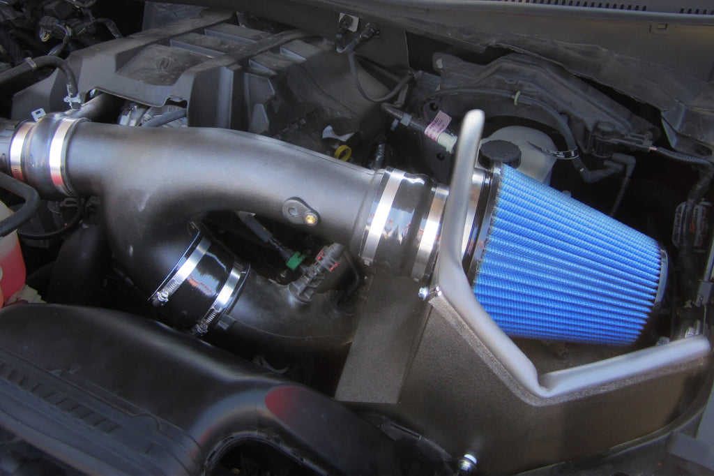2017-2018 Ford Raptor Corsa Cold Air Intake (Maxflow) - F-150 Addicts