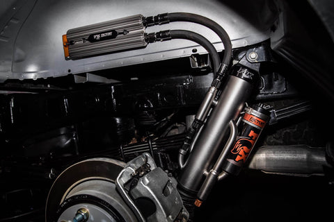 2017-2018 Ford Raptor FOX Rear 3.0 External Bypass Piggyback - F-150 Addicts
