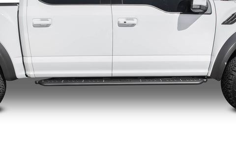 Image of Ford F-Series Rock Slider Side Steps (4 Door) - F-150 Addicts