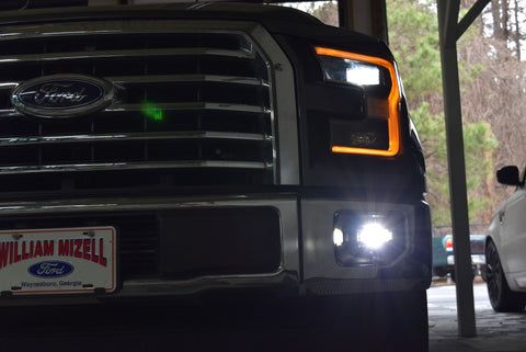 Ford F150 (2015+): Morimoto XB LED Fog Lights - F-150 Addicts