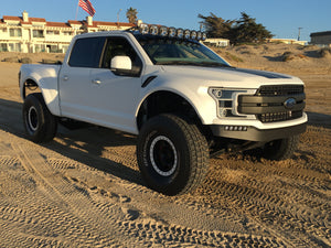 2018+ Ford F150 Conversion To 2017 Raptor Deberti Front Fenders