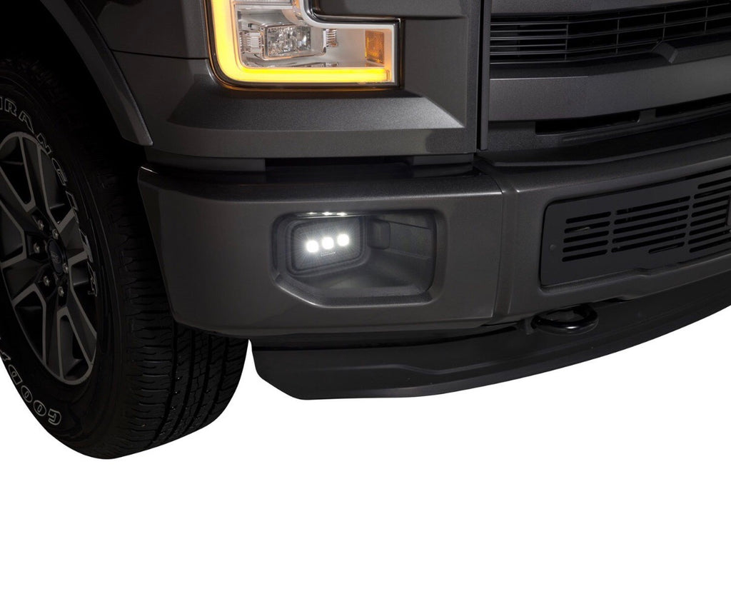 2015-2017 Ford F-150 Putco Luminix LED Fog Lights - F-150 Addicts