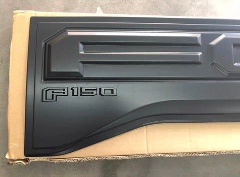 Image of 2015-2017 Ford F150 Raptor Style Tail Gate Rear Trim Panel - F-150 Addicts