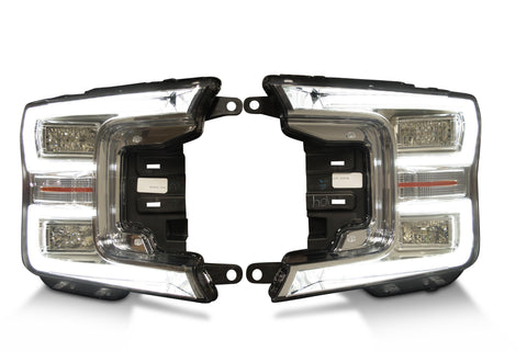 Image of 2018+ Ford F150 OEM LED Headlights - F-150 Addicts