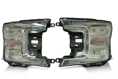 2018+ Ford F150 OEM LED Headlights - F-150 Addicts
