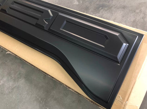 2015-2017 Ford F150 Raptor Style Tail Gate Rear Trim Panel - F-150 Addicts