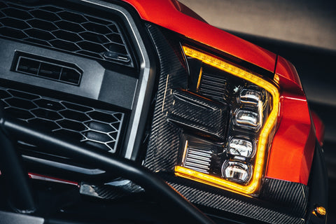 Image of Ford Raptor (16-19): XB LED Headlights - F-150 Addicts
