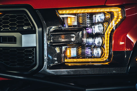 Ford Raptor (16-19): XB LED Headlights - F-150 Addicts