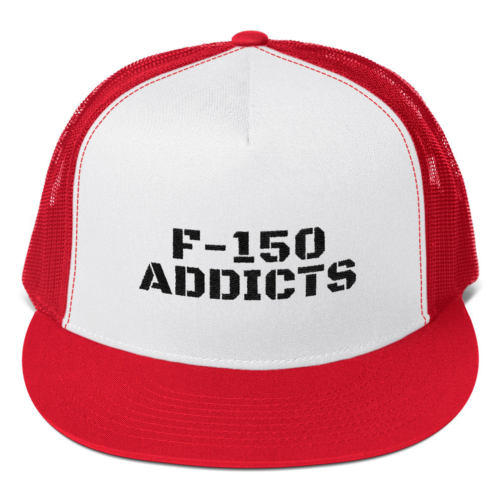 F-150 Addicts Snapback - F-150 Addicts