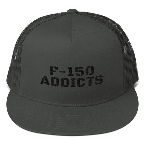 Image of F-150 Addicts Snapback - F-150 Addicts