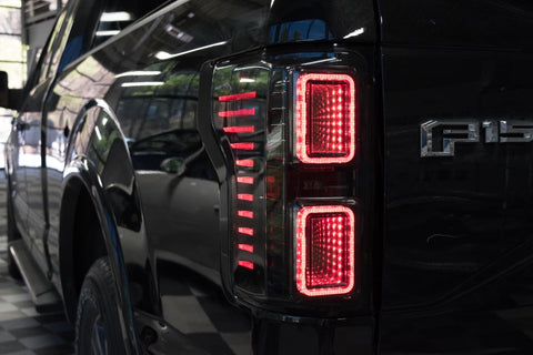 Ford F150 (2015-2018): Morimoto XB LED Tail Lights - F-150 Addicts
