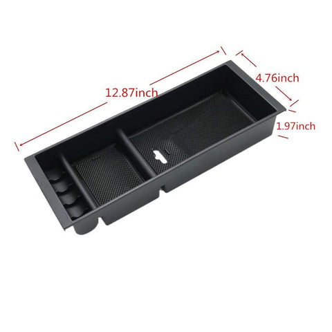 2015-2018 Ford F-150 Center Console Insert Organizer - F-150 Addicts