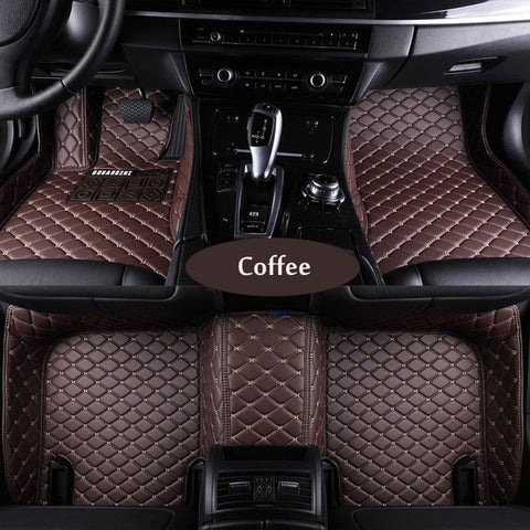 Custom fit car floor mats for Ford F-150 - F-150 Addicts