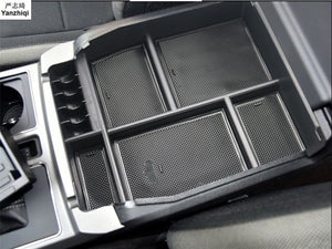 Interior Center Console Storage Box for Ford F150 F-150 2015 2016 2017 2018 - F-150 Addicts