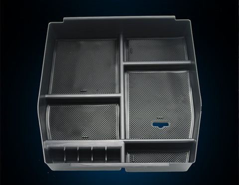 Image of Interior Center Console Storage Box for Ford F150 F-150 2015 2016 2017 2018 - F-150 Addicts