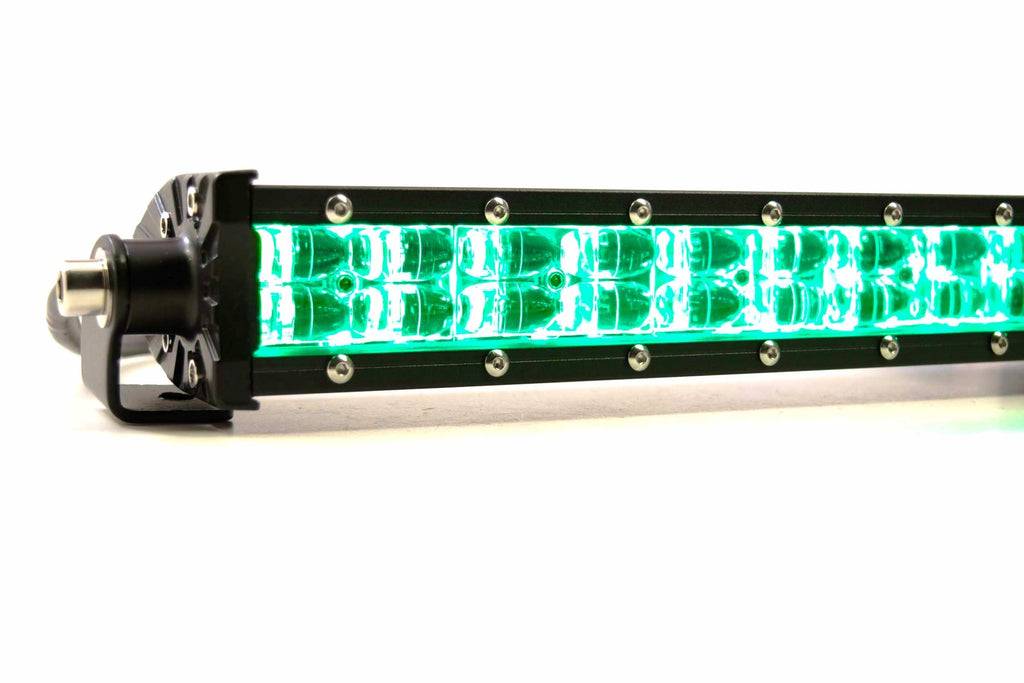 "Profile 26"" RGB Color Changing LED Bar - F-150 Addicts"