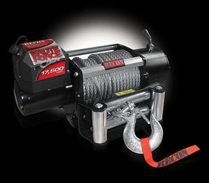 Recon Brute Force Series 17,500lb Winch - F-150 Addicts