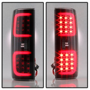 2009-2014 Ford F150 Black LED Tail Lights - F-150 Addicts