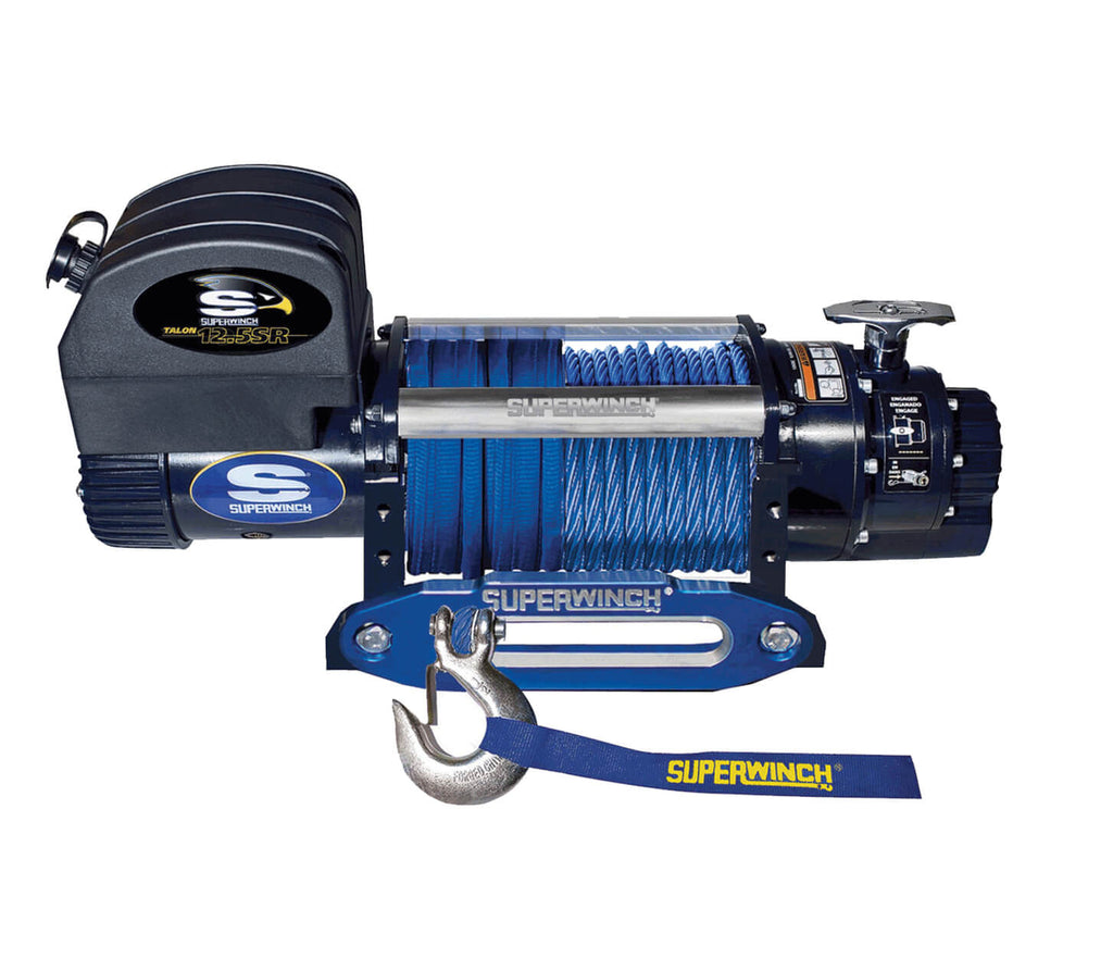 Talon 12.5 SR Winch | SuperWinch - F-150 Addicts