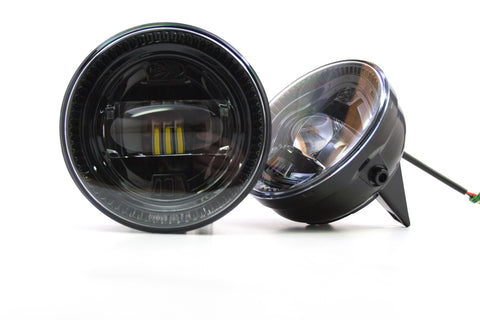 Image of Ford F150 (07-14): Morimoto XB LED Fog Lights - F-150 Addicts