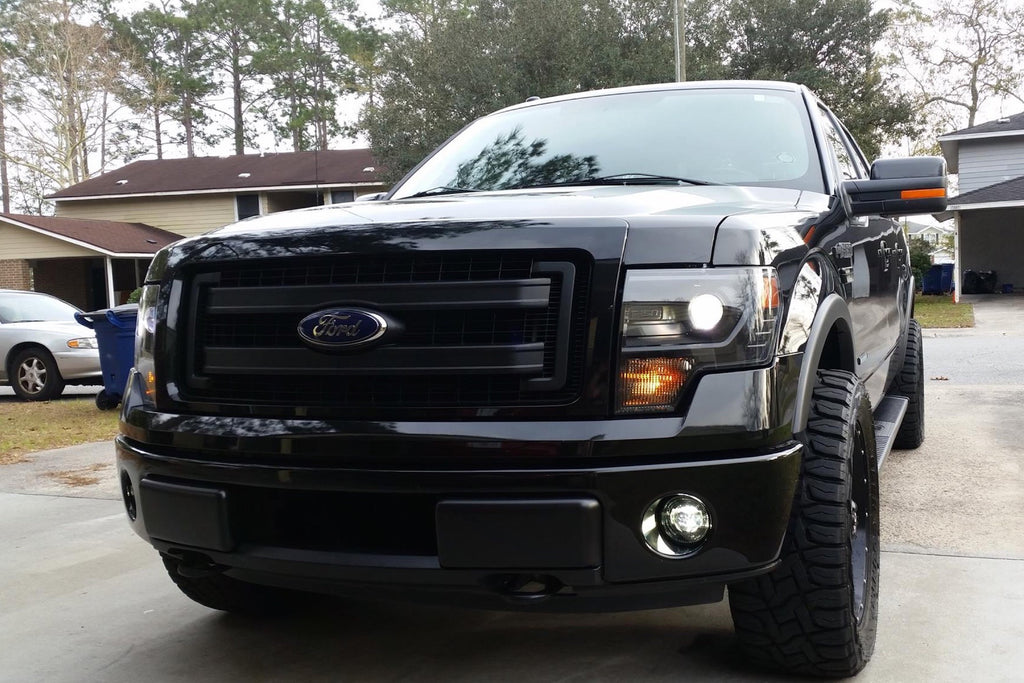 Ford F150 (07-14): Morimoto XB LED Fog Lights - F-150 Addicts