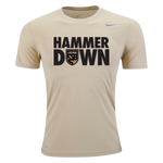 Nike Legion FC Hammer Down Tee (Gold)