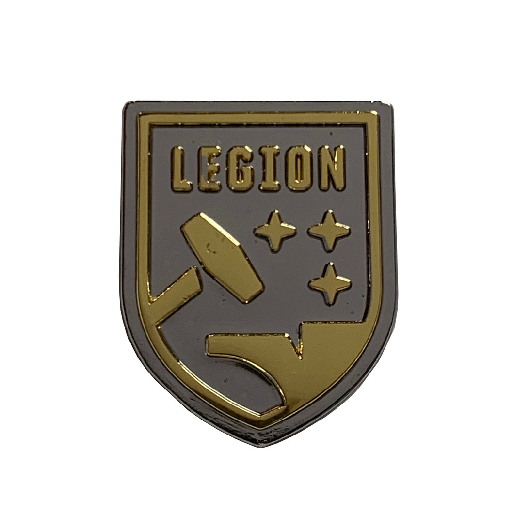Legion FC Lapel Pin
