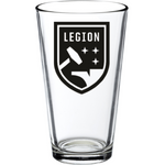 Legion FC Pint Glass - Set of 4