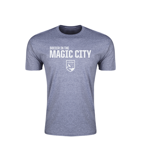 Youth Soccer In The Magic City Tee