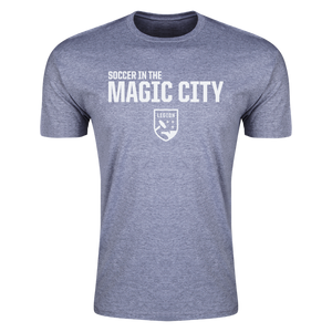 Men's Soccer In The Magic City Tee