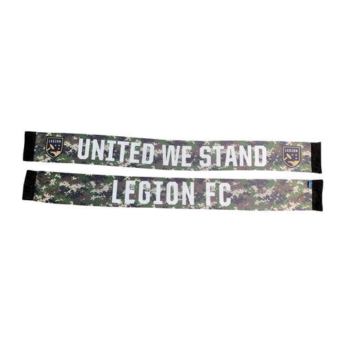 Legion FC Salute to Service Scarf