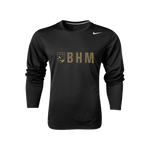 Nike Youth Legion FC Long Sleeve BHM Tee