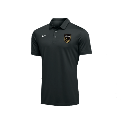 Legion FC Nike Black Team Polo