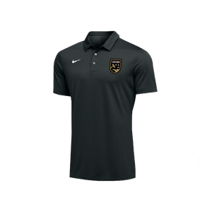 Legion FC Nike Team Polo (Black)