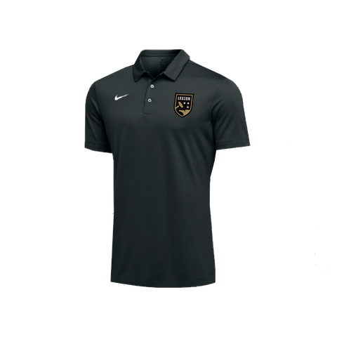 Nike Legion FC Team Polo (Black)