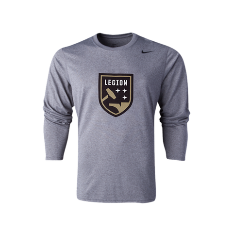 Nike Legion FC Long Sleeve Logo Tee