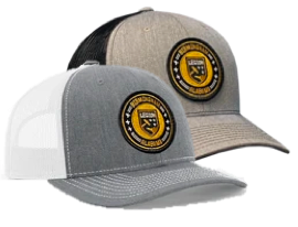 Legion FC Structured Trucker Hat