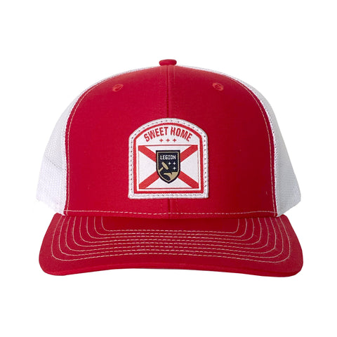 Legion FC Sweet Home Structured Trucker Hat