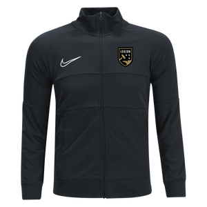 Legion FC Nike Black Full Zip Dri-Fit Track Top (Black)