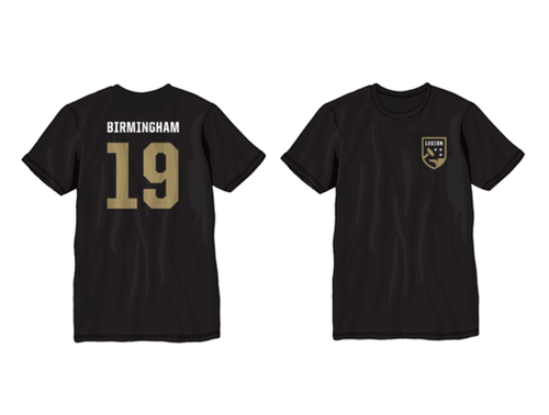Ladies Legion FC Uniform Tee