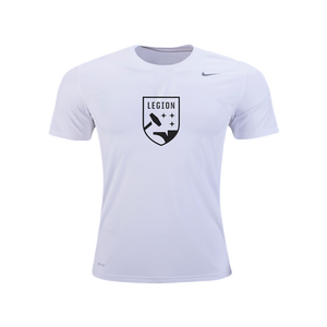 Nike Ladies Legion FC Logo Tee (White)