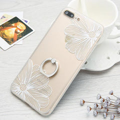 Flower Case For iPhone