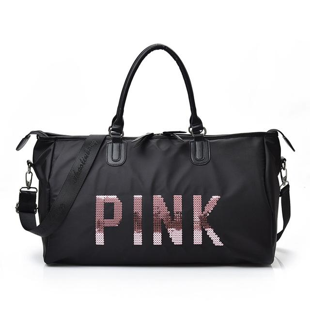 Waterproof Women Duffel Traveling Bag