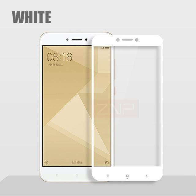 Full Screen Tempered Glass For Xiaomi Redmi