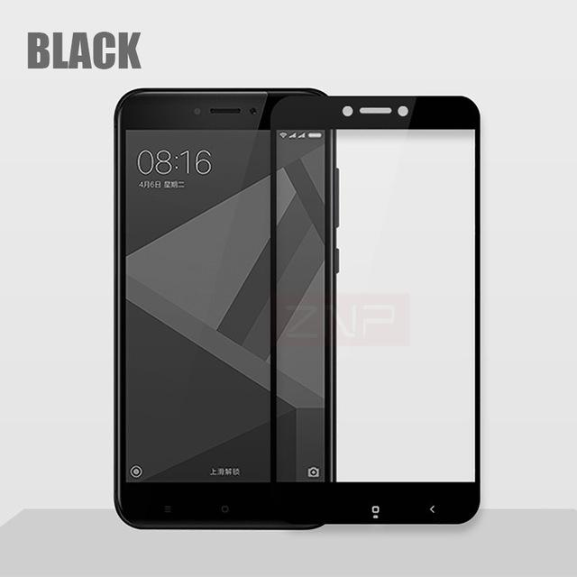 Full Screen Tempered Glass For Xiaomi Redmi - Happy Wallet