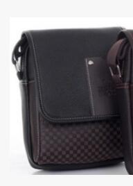 Men's shoulder crossbody bags
